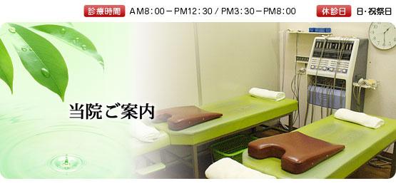 診療時間 / アクセス